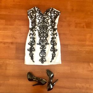 CINDERELLA CHANDELIER DRESS